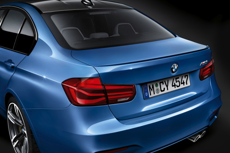 2016 Bmw M3 Sedan Facelift World Premiere