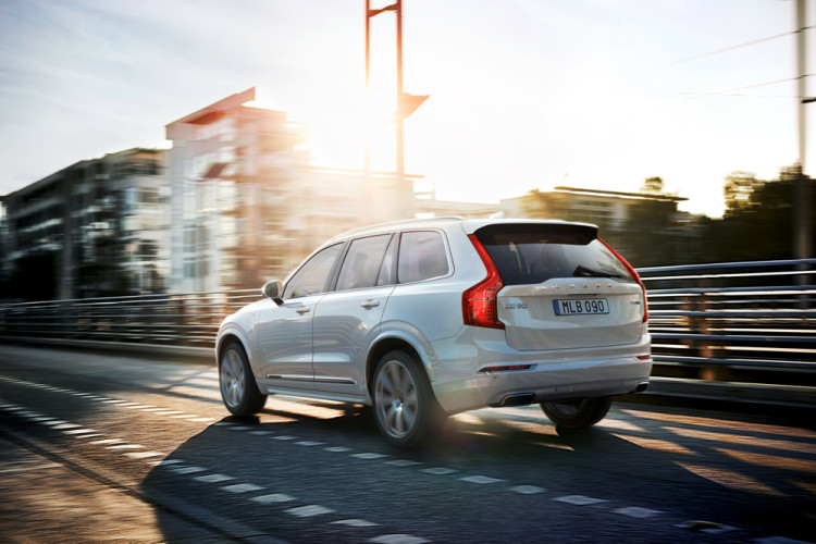 2016 volvo xc90 t8 twin engine plug in hybrid image 750x500
