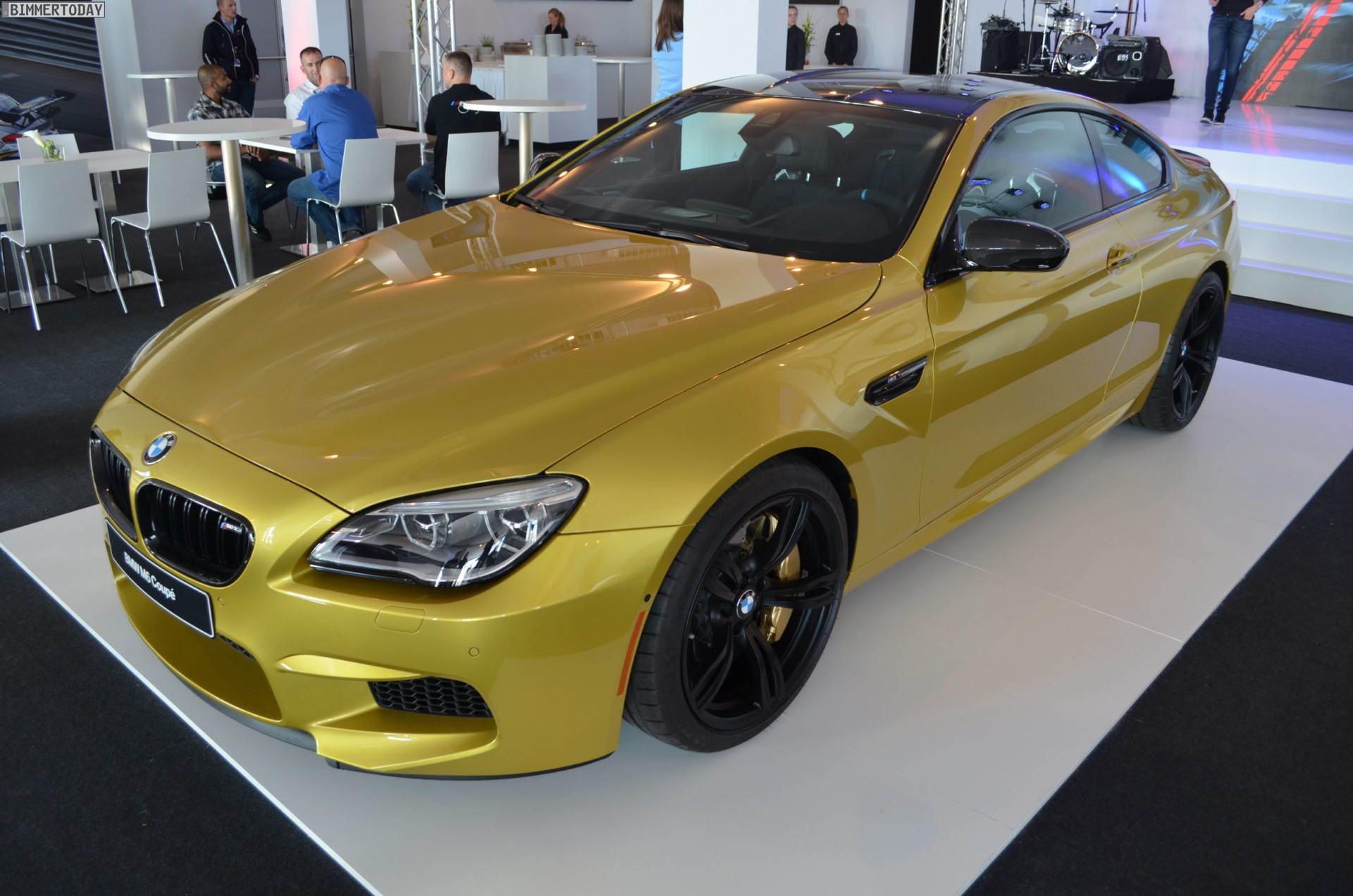 Bmw M6 Competition Package Now With 600 Horsepower