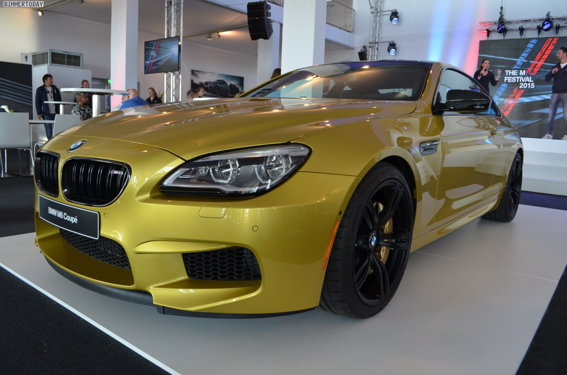 600 PS BMW M6 Competition Paket 2015 05