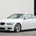 Alpine White BMW E92 335i Gets A Suspension Update 2 120x120