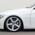 Alpine White BMW E92 335i Gets A Suspension UpdateAlpine White BMW E92 335i Gets A Suspension Update