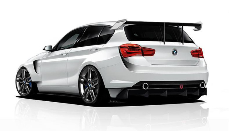 BMW 1er Facelift 2015 ADF Motorsport F20 LCI Rennversion 2 750x429