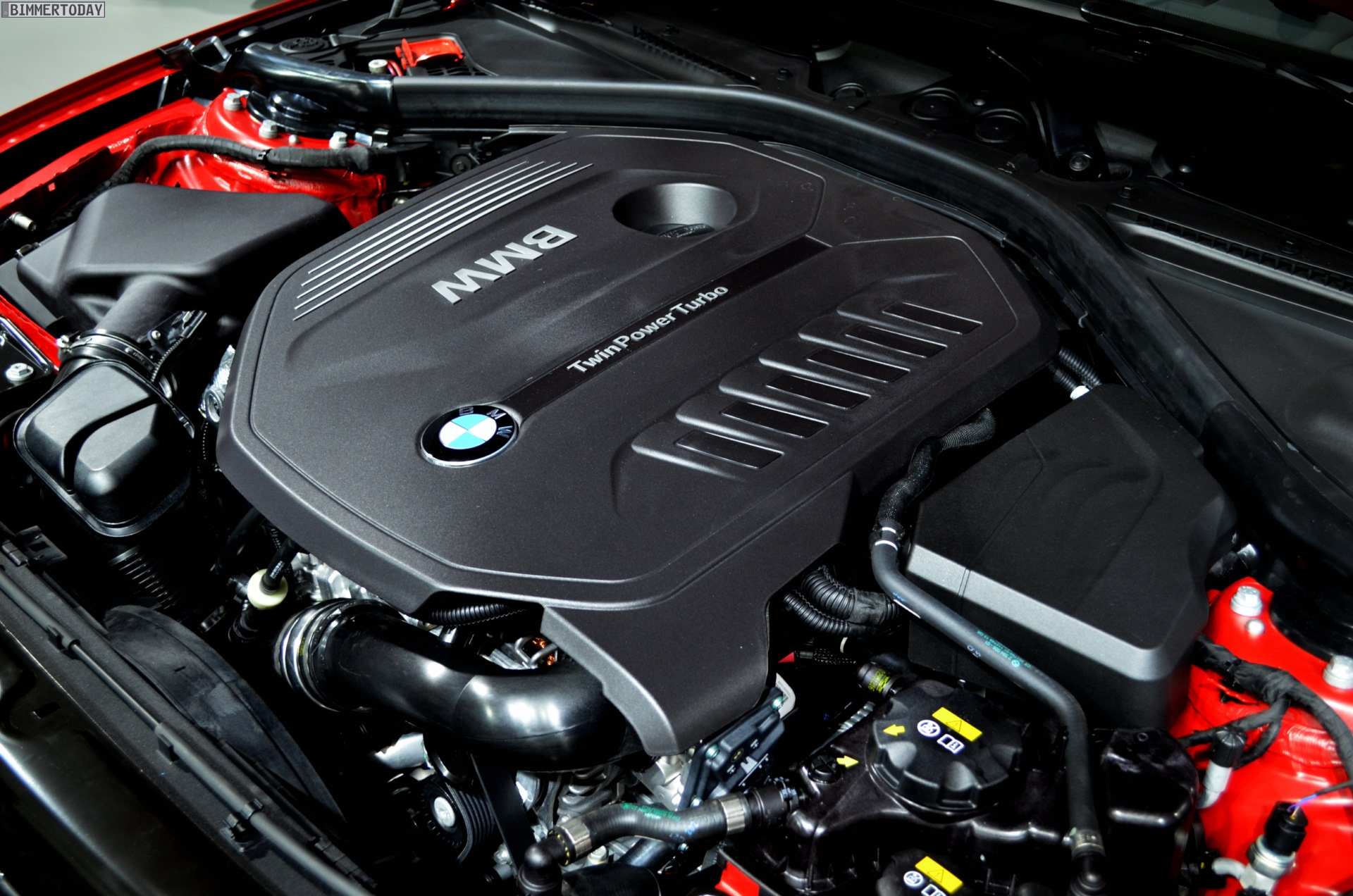 Bmw Preparing An M Performance Power Kit For 340i 440i