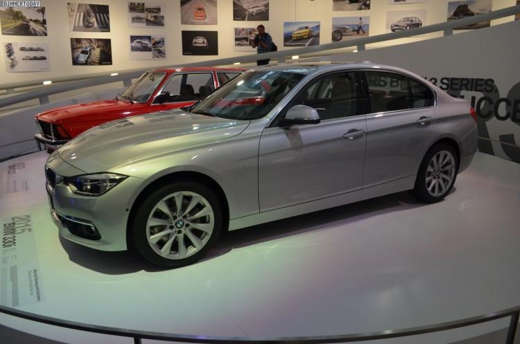 BMW 3er Facelift 2015 330i F30 LCI Glacier Silber 05 750x497