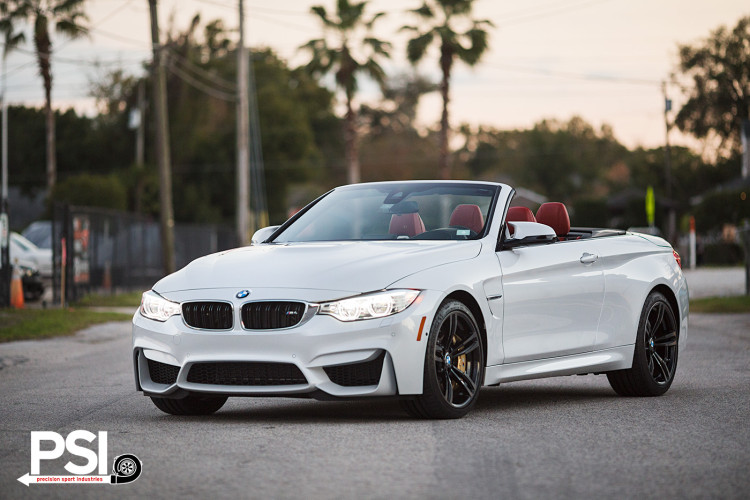 BMW 4 Series Convertible Photoshoot 4 750x500