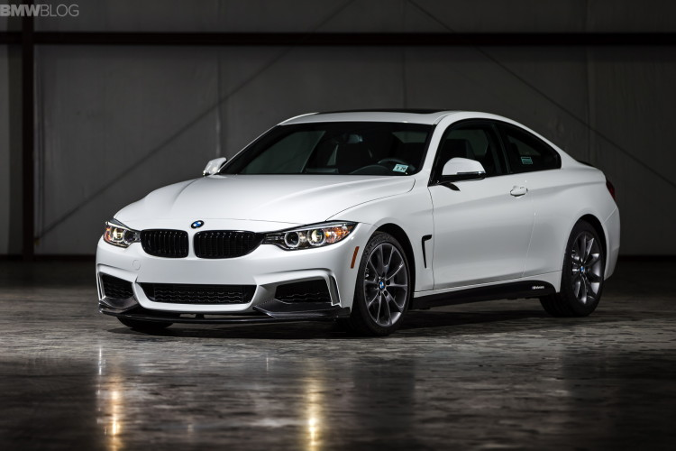 BMW 435i ZHP Coupe images 01 750x500