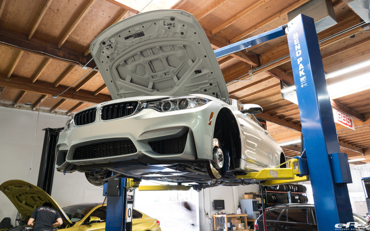 BMW M4 Gets Lowered At European Auto Source 3 750x469