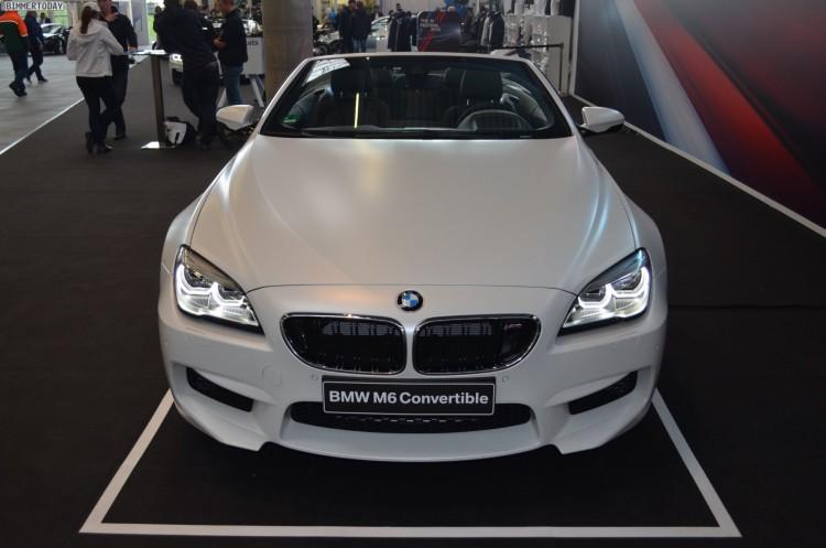 BMW M6 Cabrio Frozen White F12 LCI 06 750x497