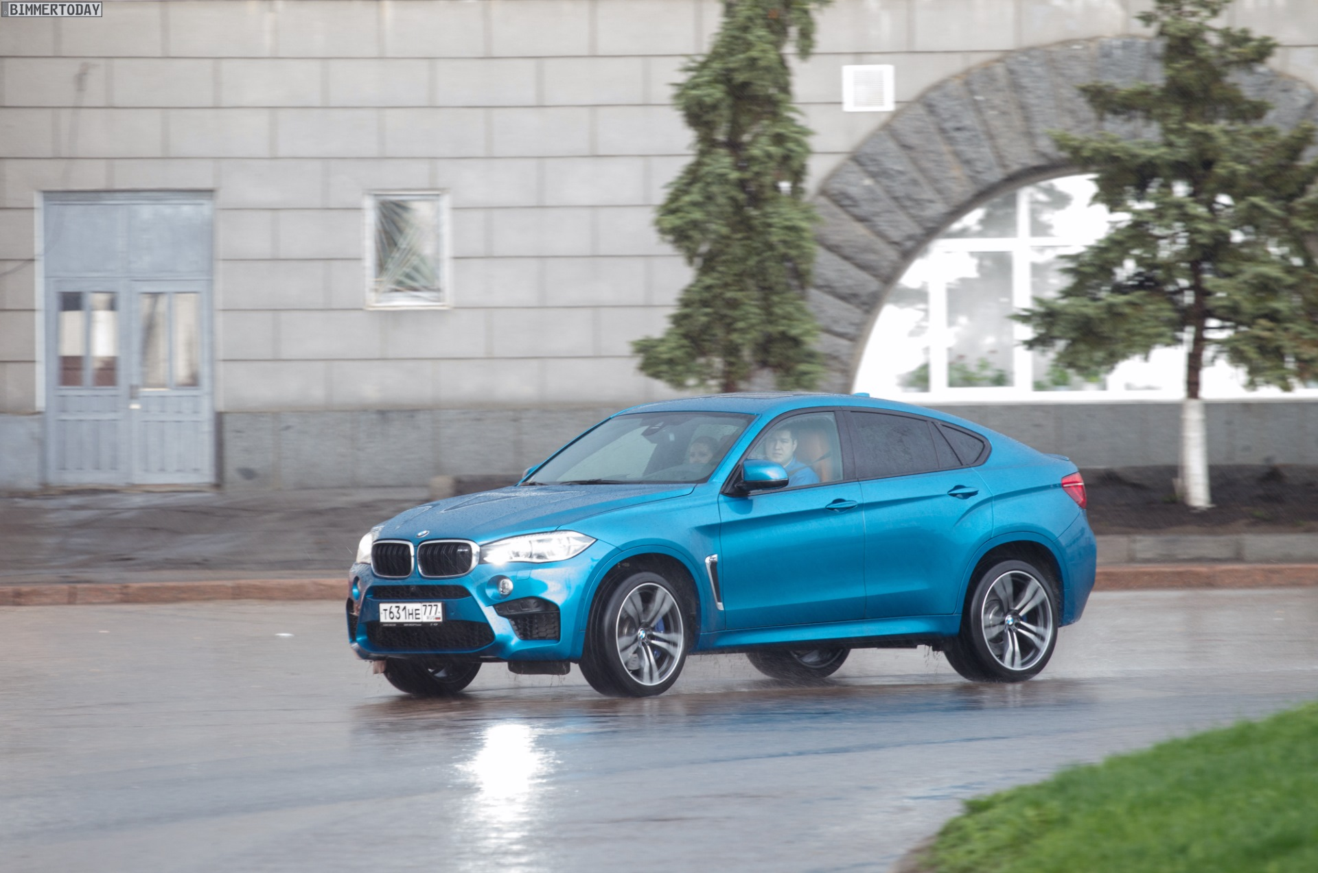 Bmw X6 M Vs All Other Uber Suvs