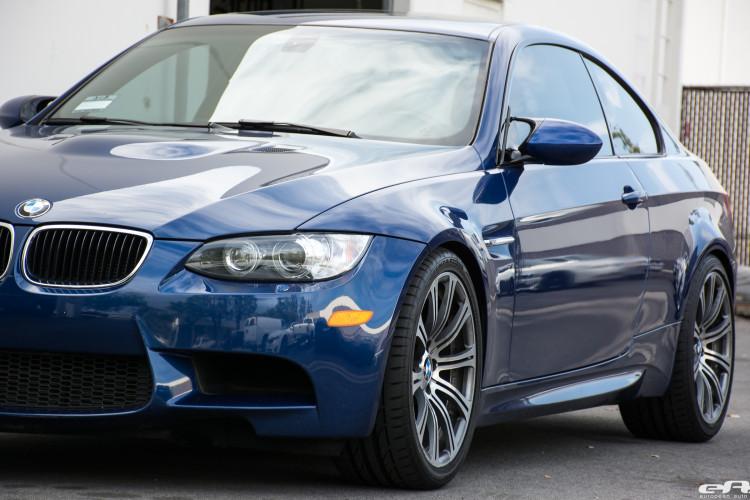 LeMans Blue BMW E92 M3 Gets Modified At European Auto Source 10 750x500
