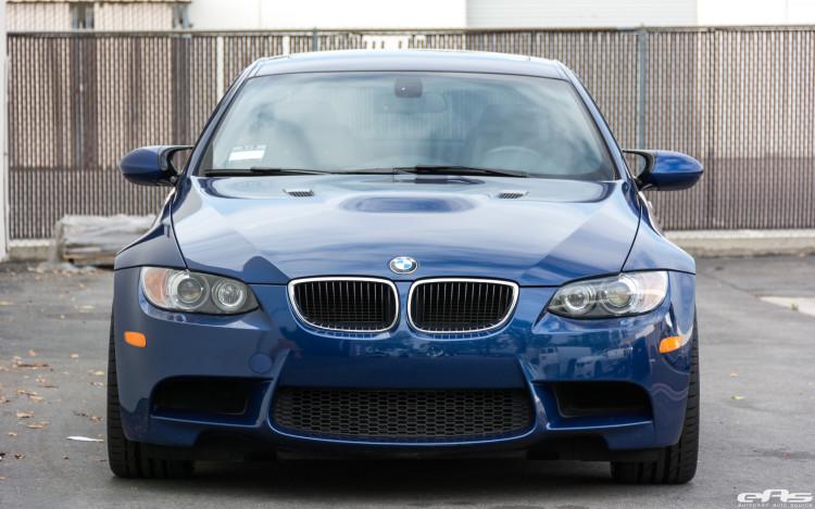 LeMans Blue BMW E92 M3 Gets Modified At European Auto Source 5 750x469