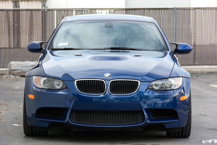 LeMans Blue BMW E92 M3 Gets Modified At European Auto Source 5 750x500