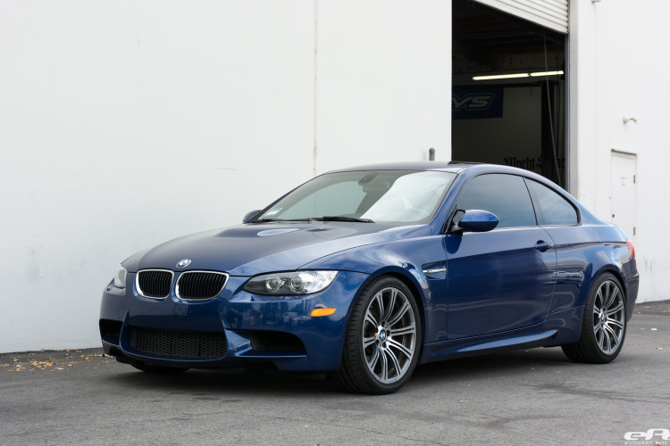 LeMans Blue BMW E92 M3 Gets Modified At European Auto Source 6 750x500