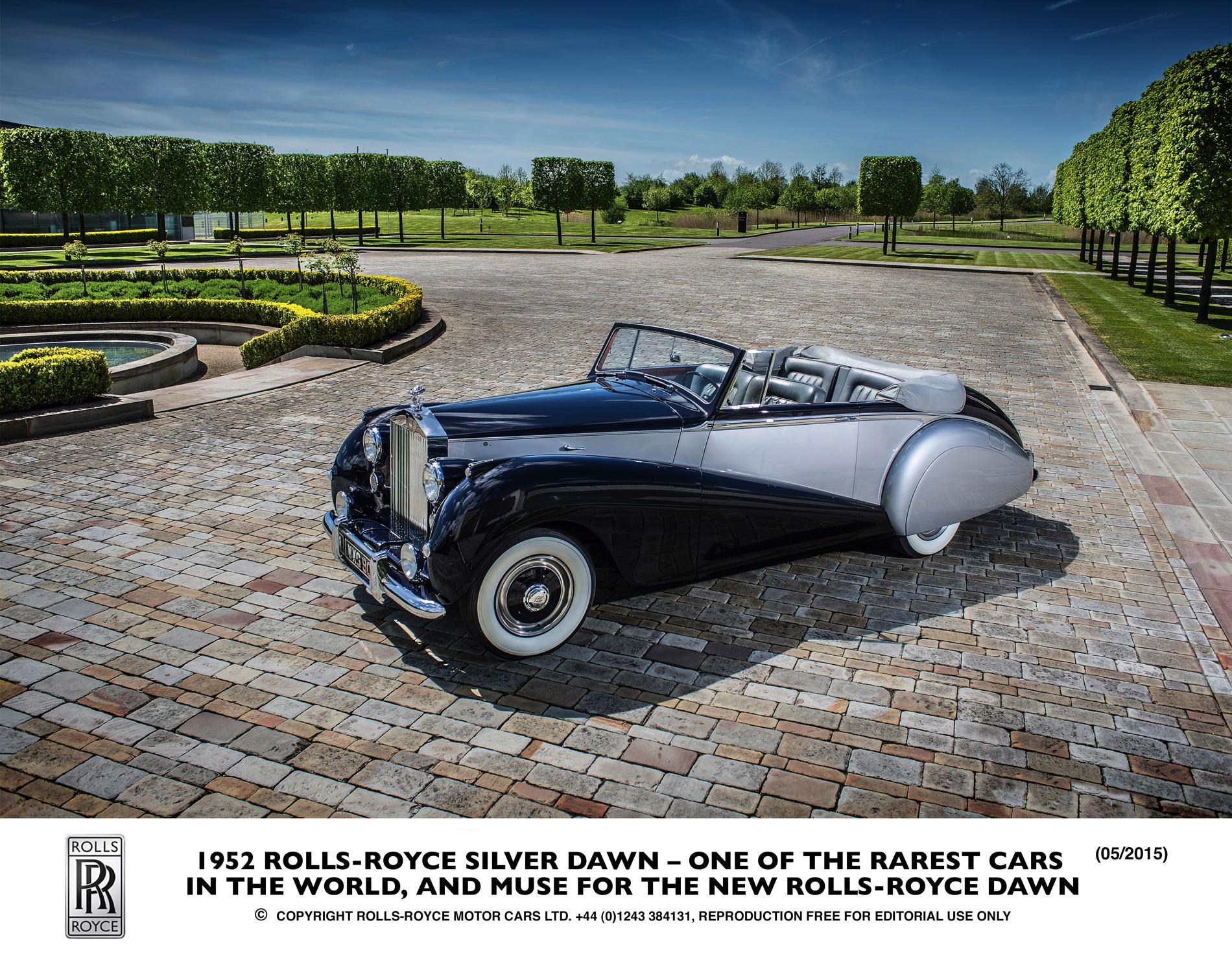 Rolls Royce Dawn 01