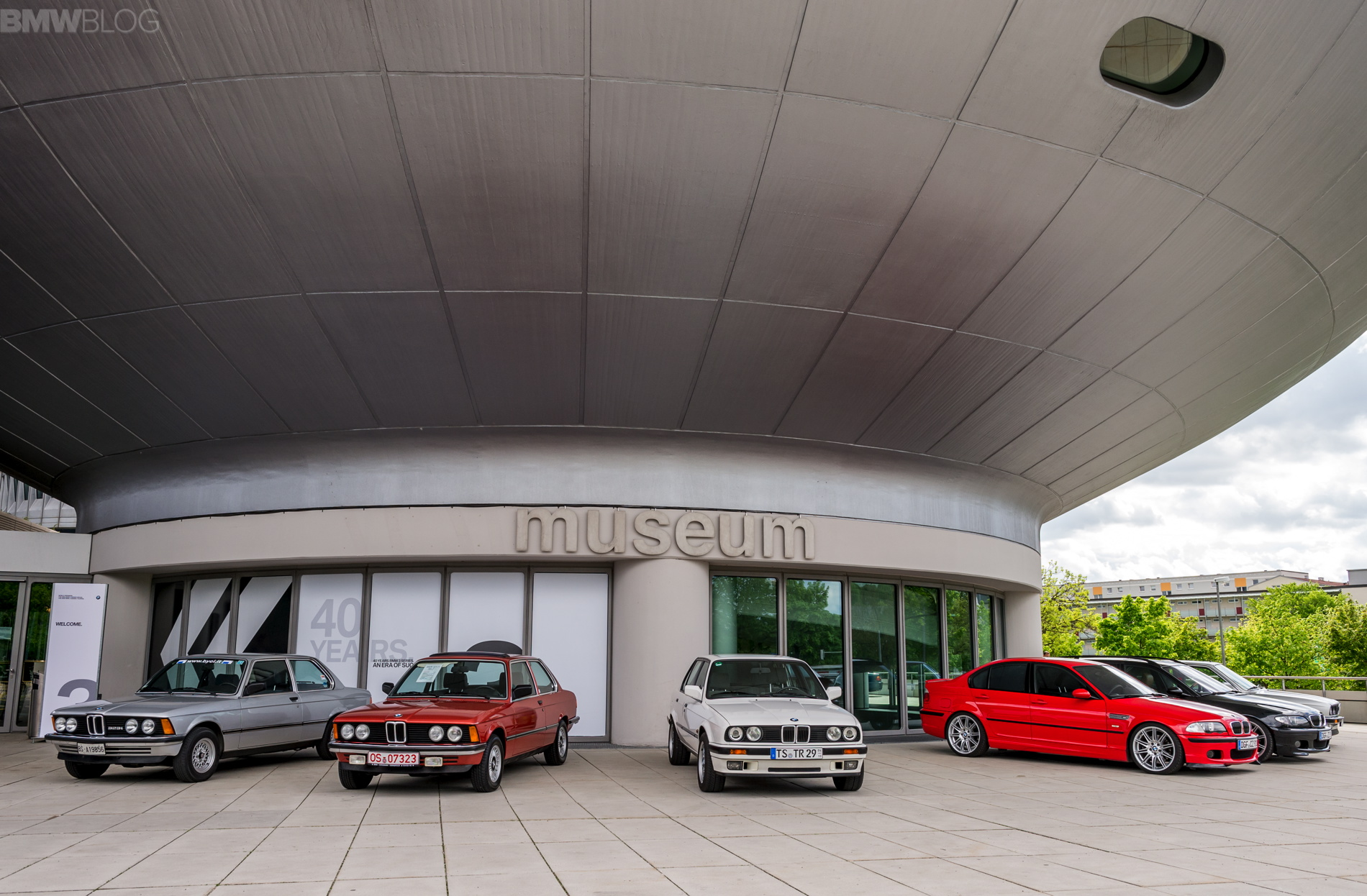 bmw 3 series 40 years images 40