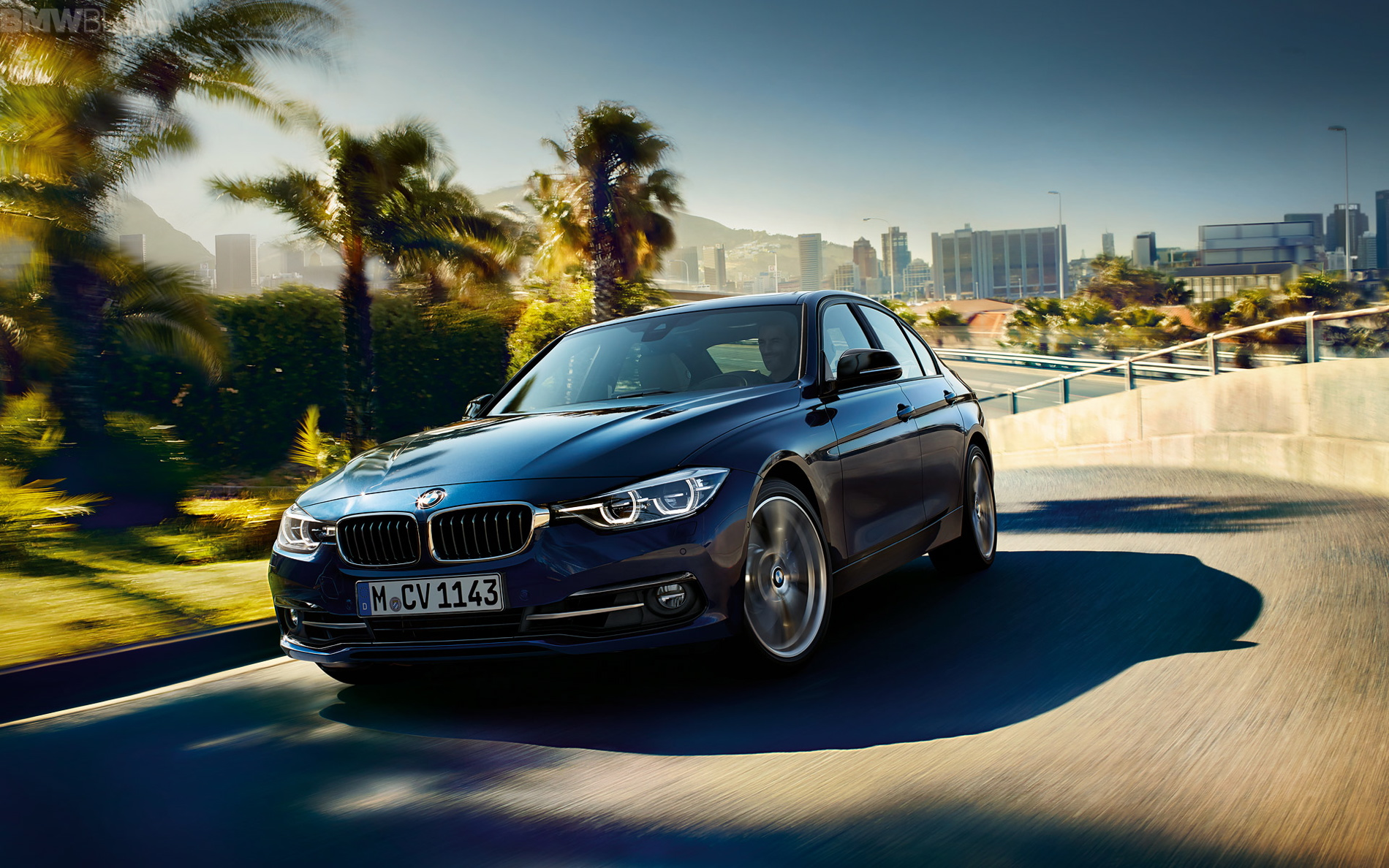 wallpapers - 2015 bmw 3 series facelift