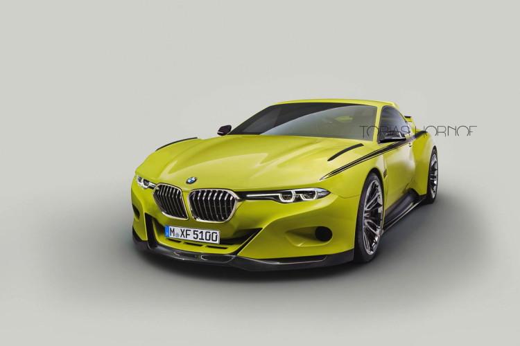 bmw 30 csl hommage production car images 02 750x500