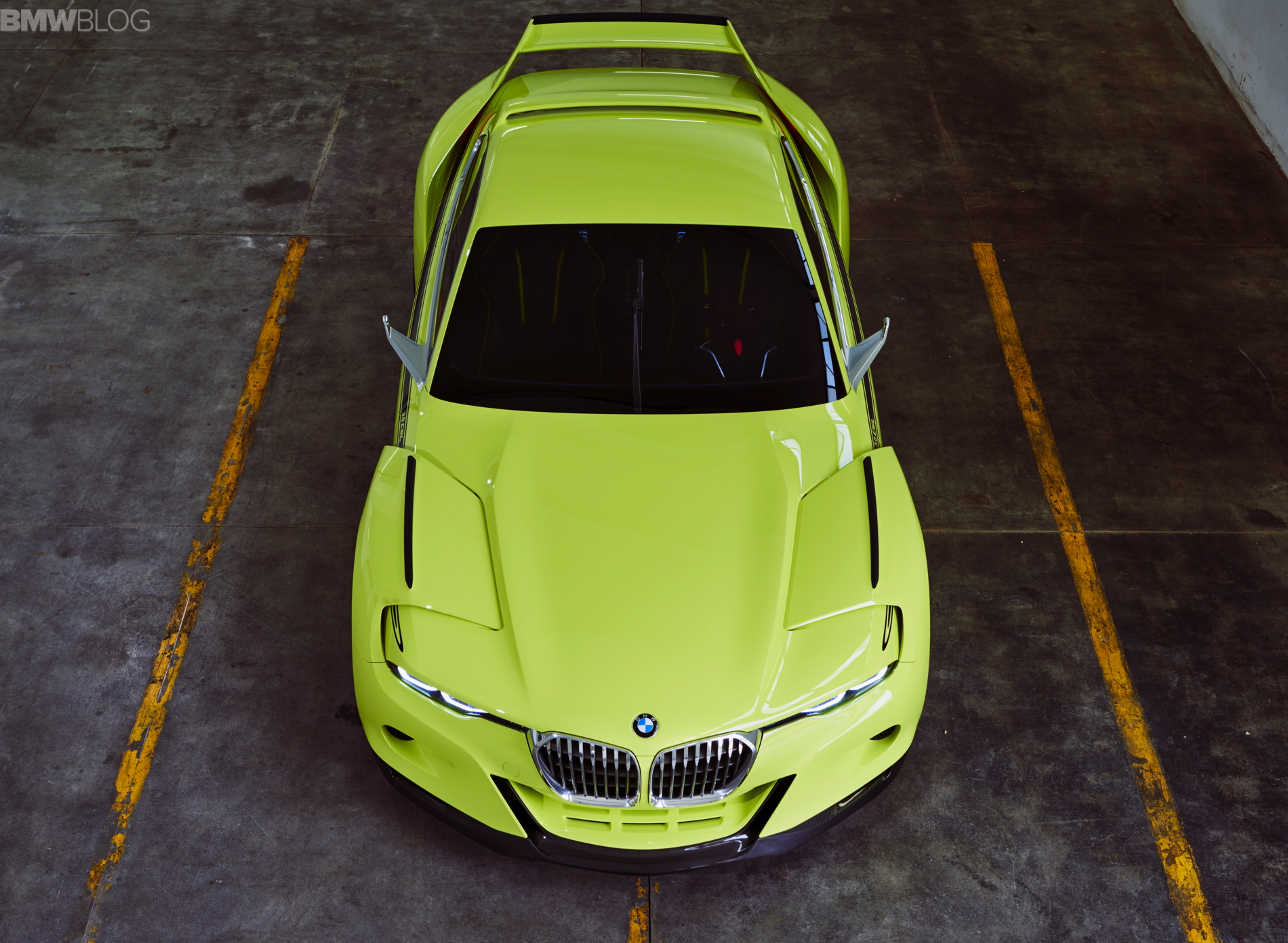 bmw 3 0 csl hommage 1900x1200 wallpapers 08