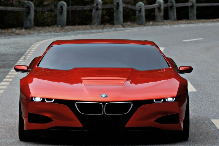 BMW M1 Hommage - Spiritual Precursor to the i8