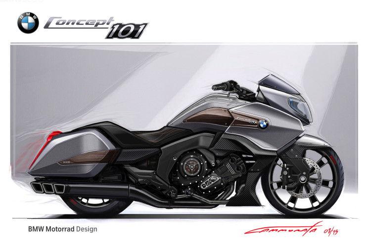 What Might Bmw Motorrad S Centenary Vehicle Be