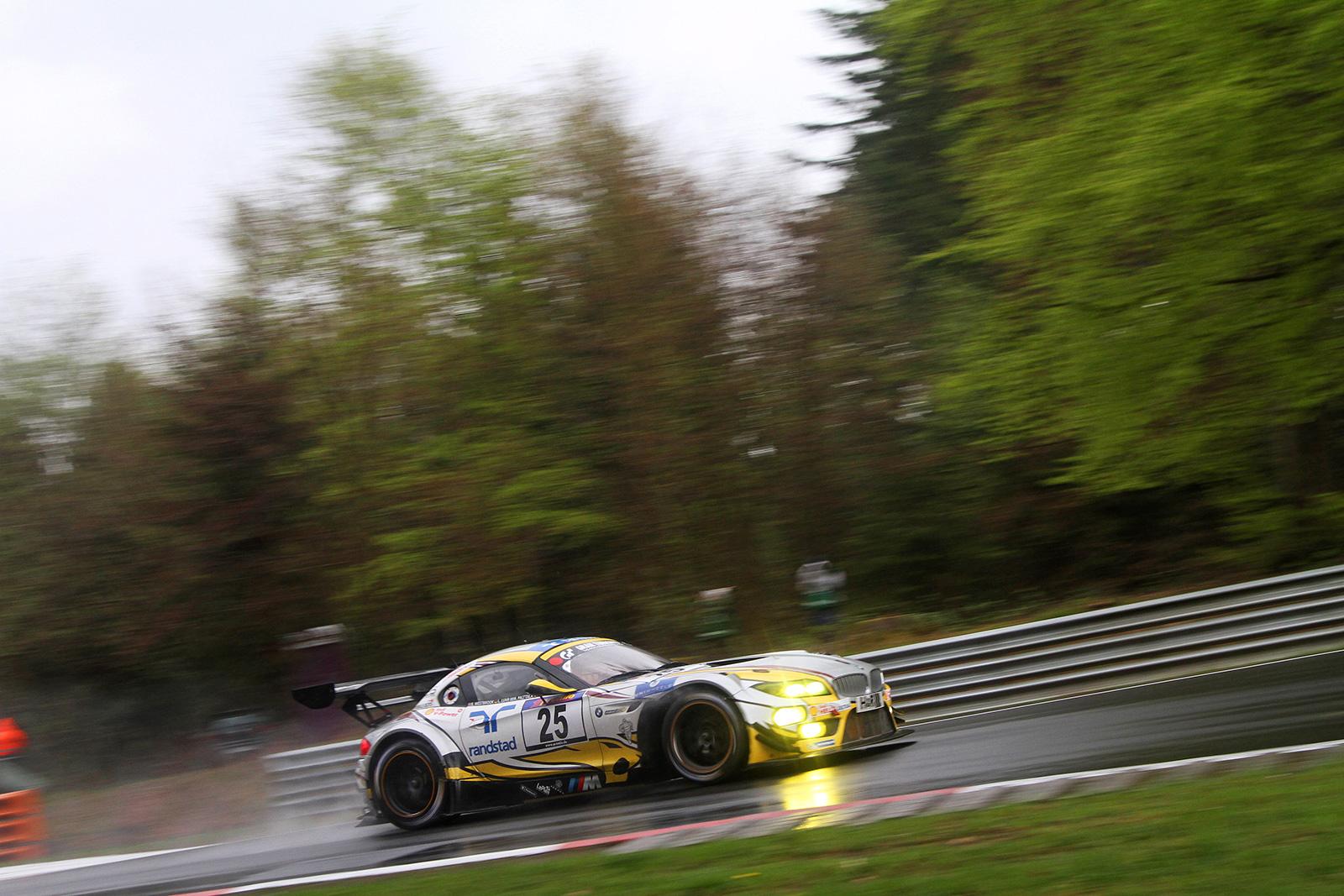bmw z4 gt3 nurburgring 24h 1600x1200
