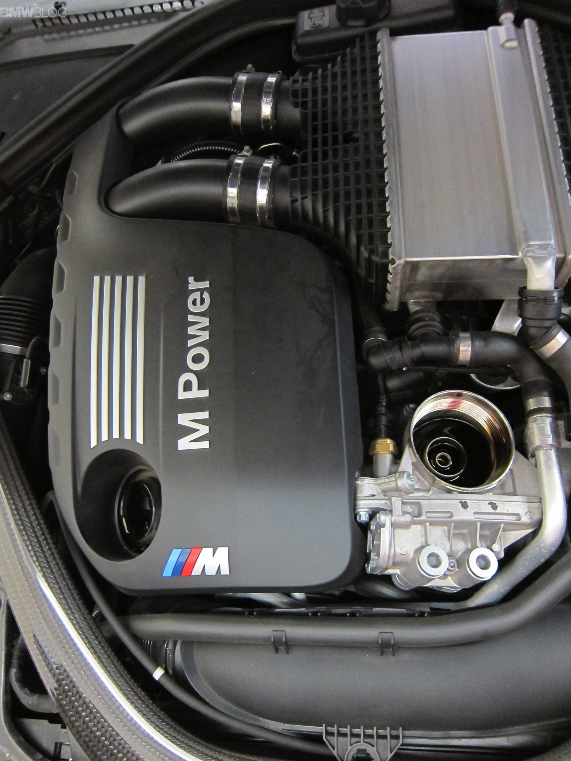 How To Replace A Kitchen Faucet: How To Change The Oil In Your BMW M4