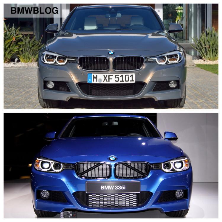 comparison f30 3 series sedan pre facelift 05 750x750