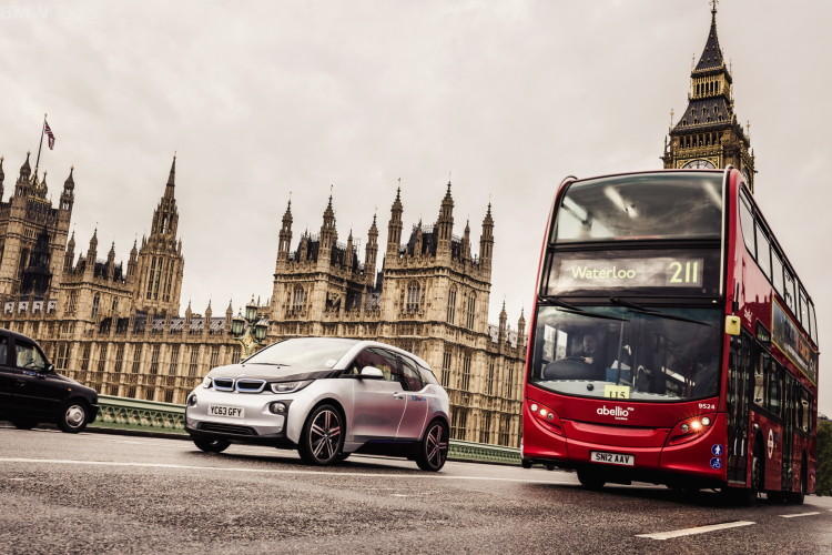 drivenow london bmw i3 images 01 750x500