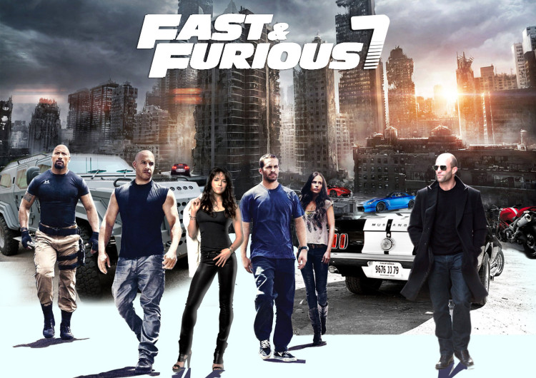 fast and furious wallpaper 750x530