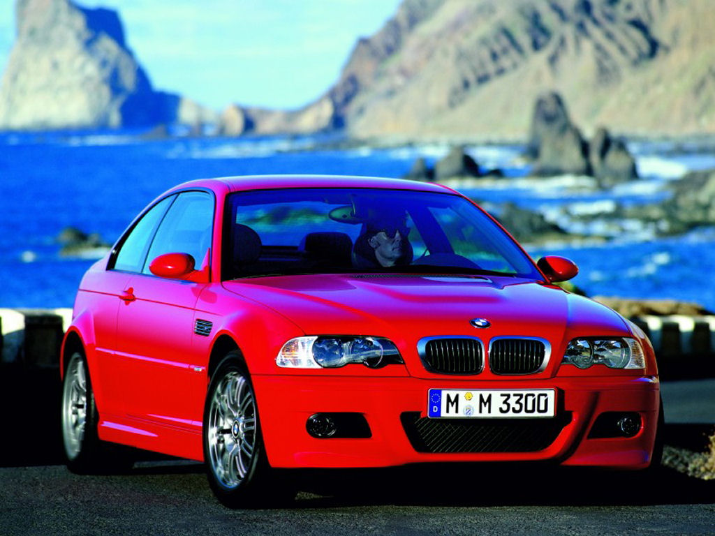 m3 coupe imola red