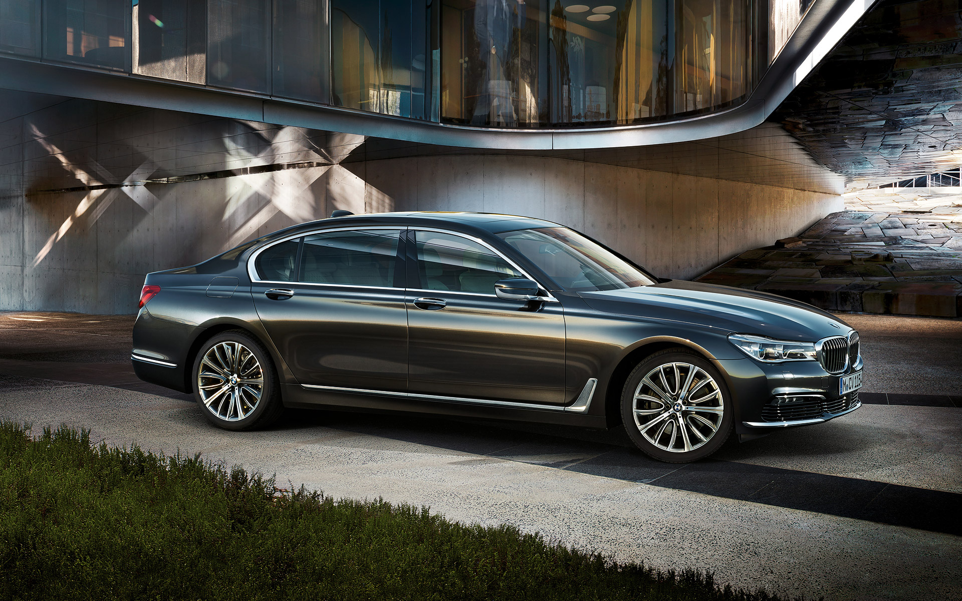 New Wallpapers 2016 Bmw 7 Series