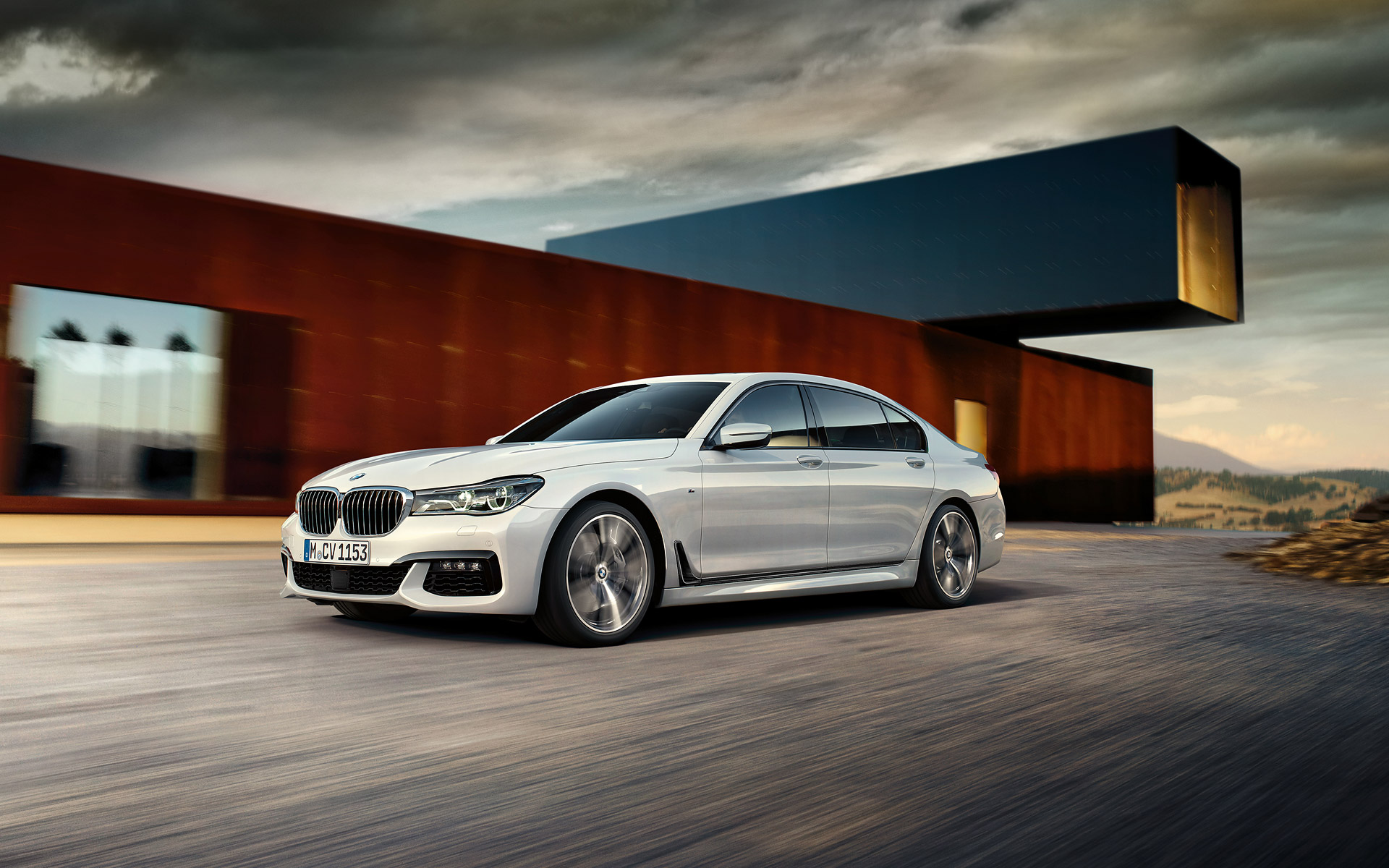 VIDEO GALLERY: 2016 BMW 7 Series