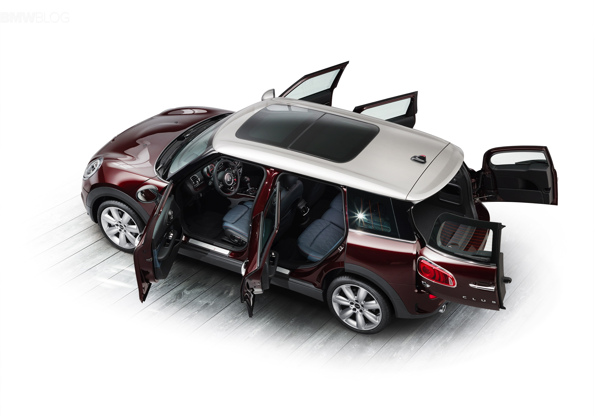 2015 Bmw >> MINI Clubman - Videos