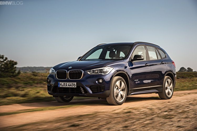 2016 Bmw X1 Sdrive18i Is Powered By A Three Cylinder Engine