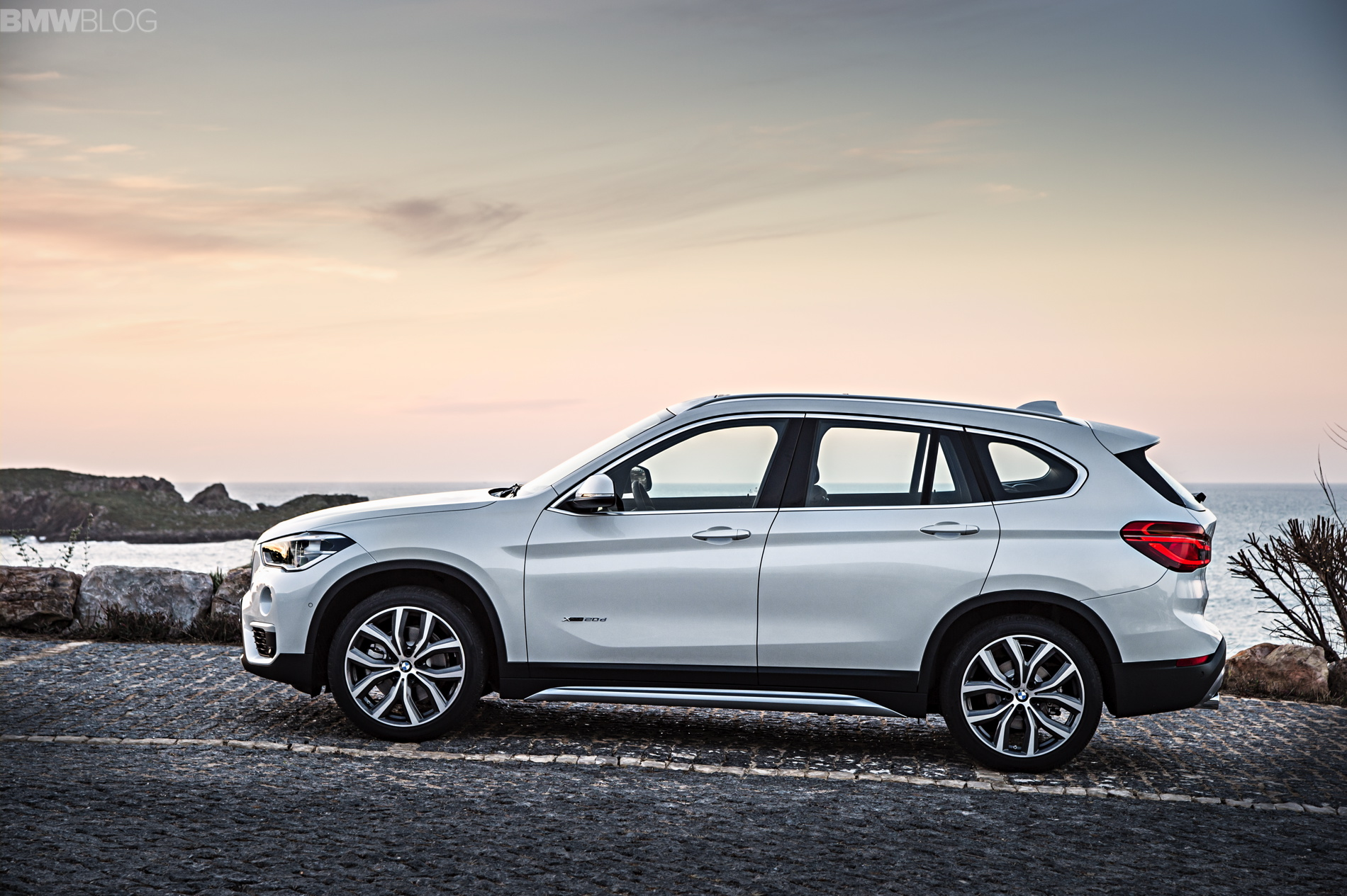 2016 Bmw X1 World Premiere