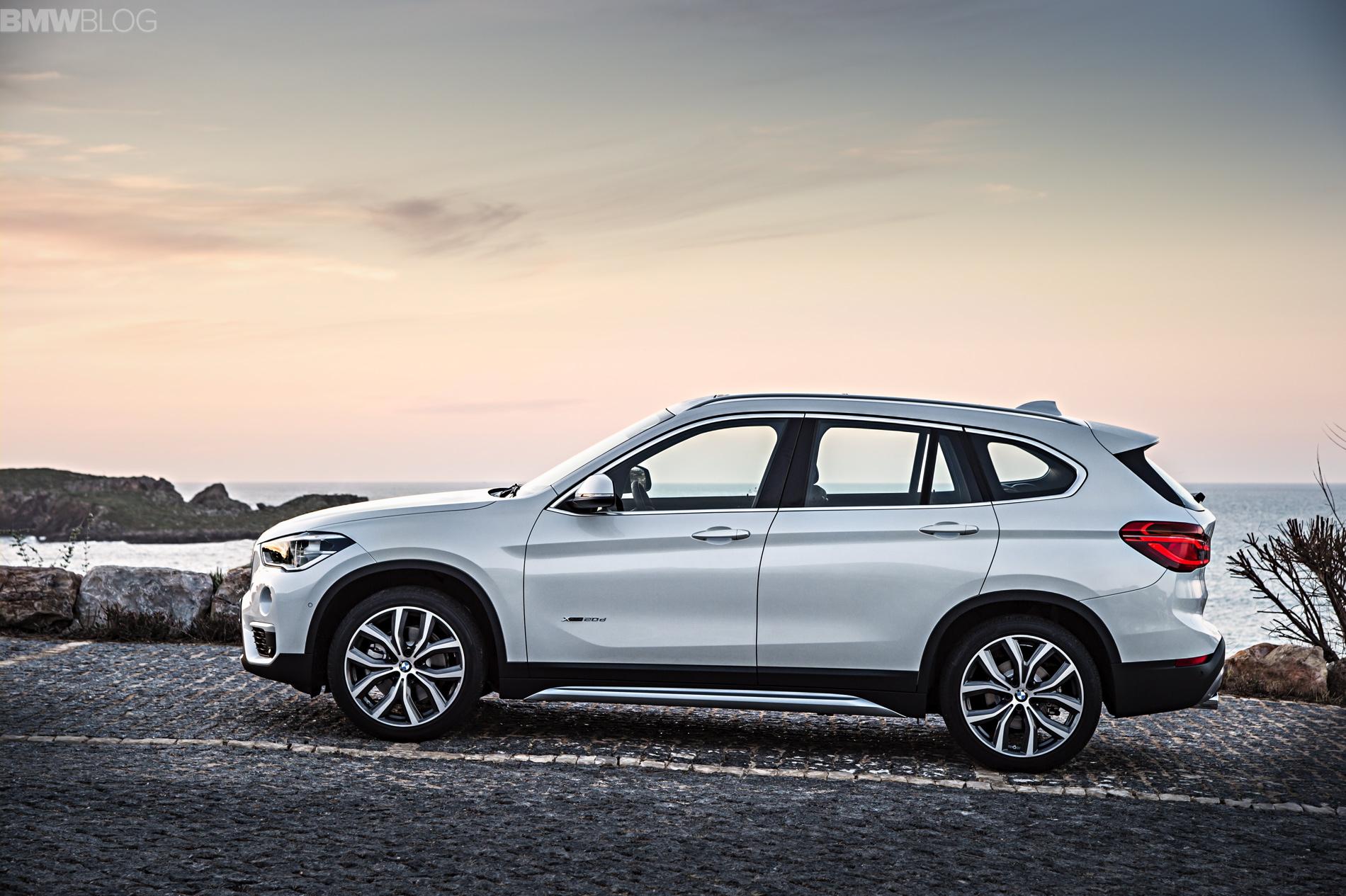 ... 2016 BMW X1 Exterior 1900x1200 Images 18