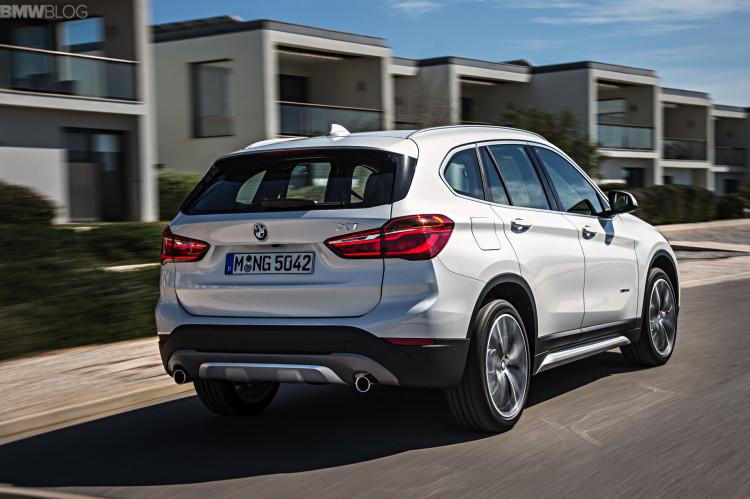 2016 BMW X1 exterior 1900x1200 images 23 750x499