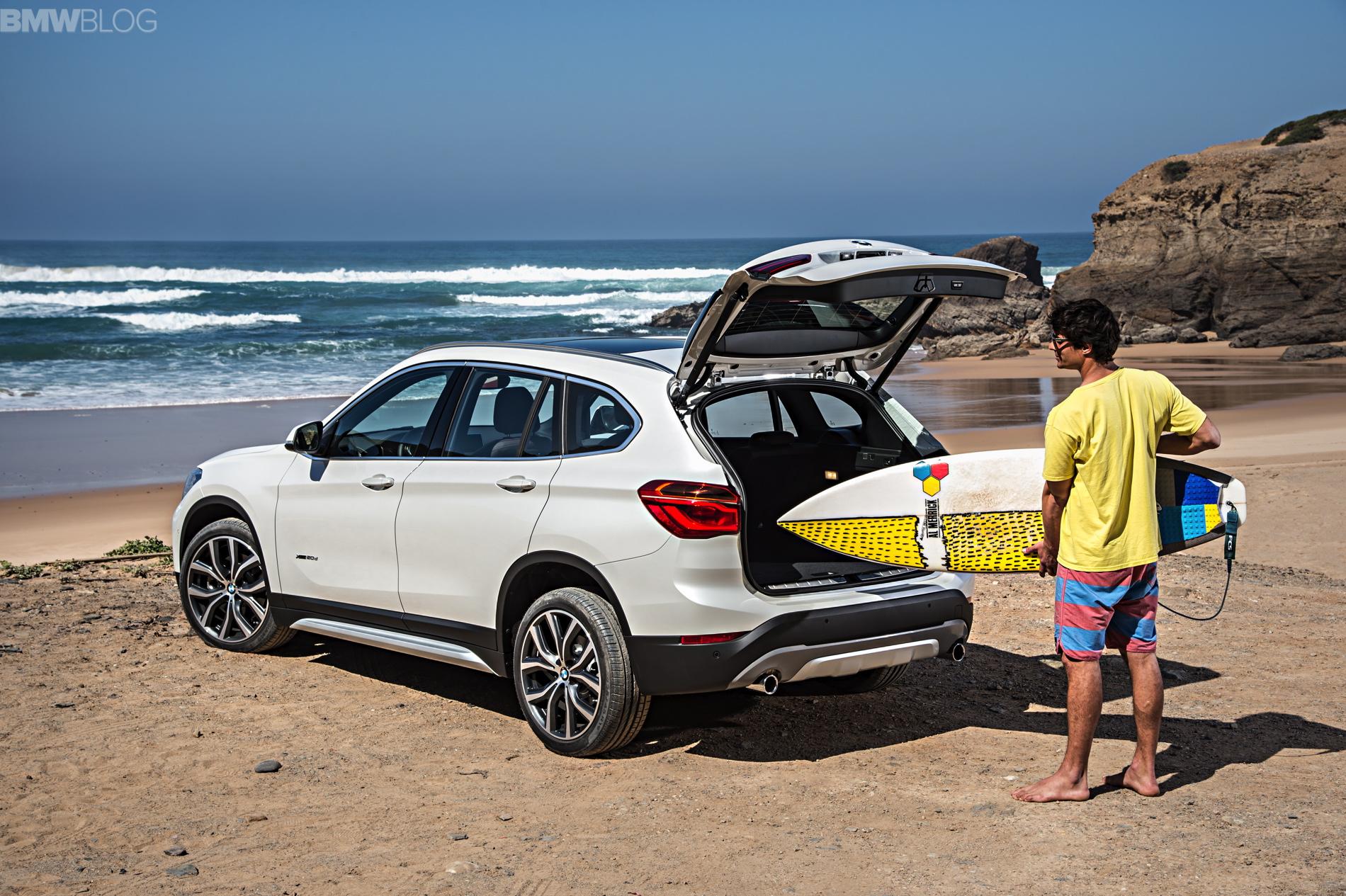 2016 BMW X1 exterior 1900x1200 images 24