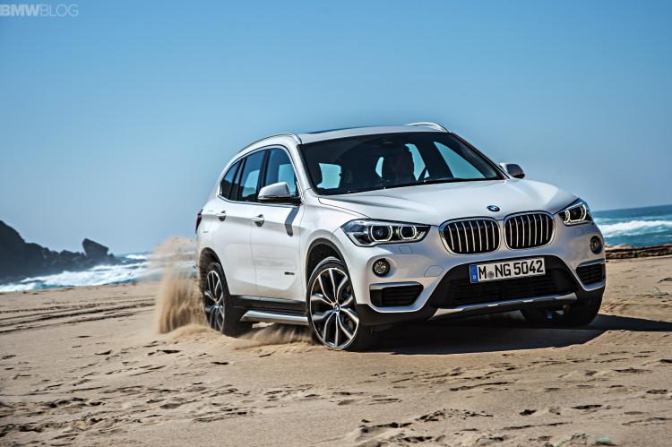 2016 BMW X1 exterior 1900x1200 images 32 750x499