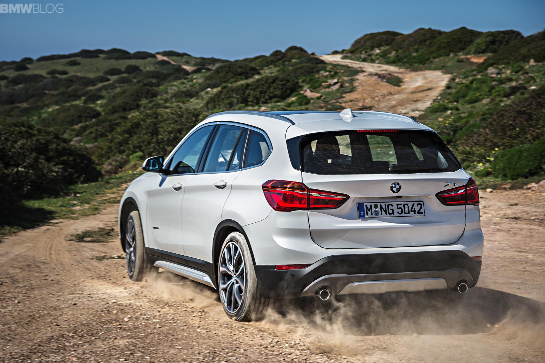 2016 BMW X1 exterior 1900x1200 images 36