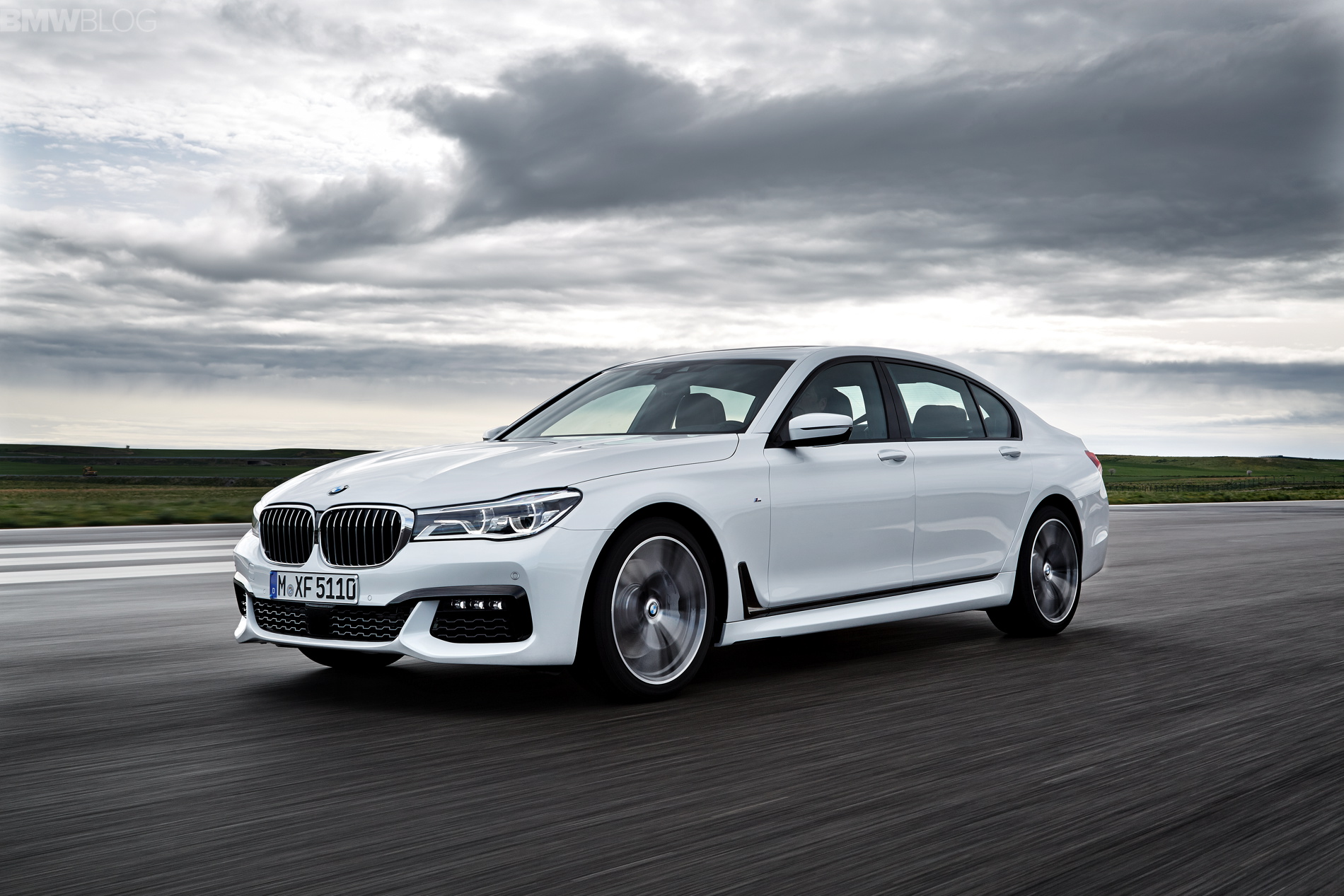 Bmw 750d Price For Quad Turbo Diesel Starts At 107 700 Euros