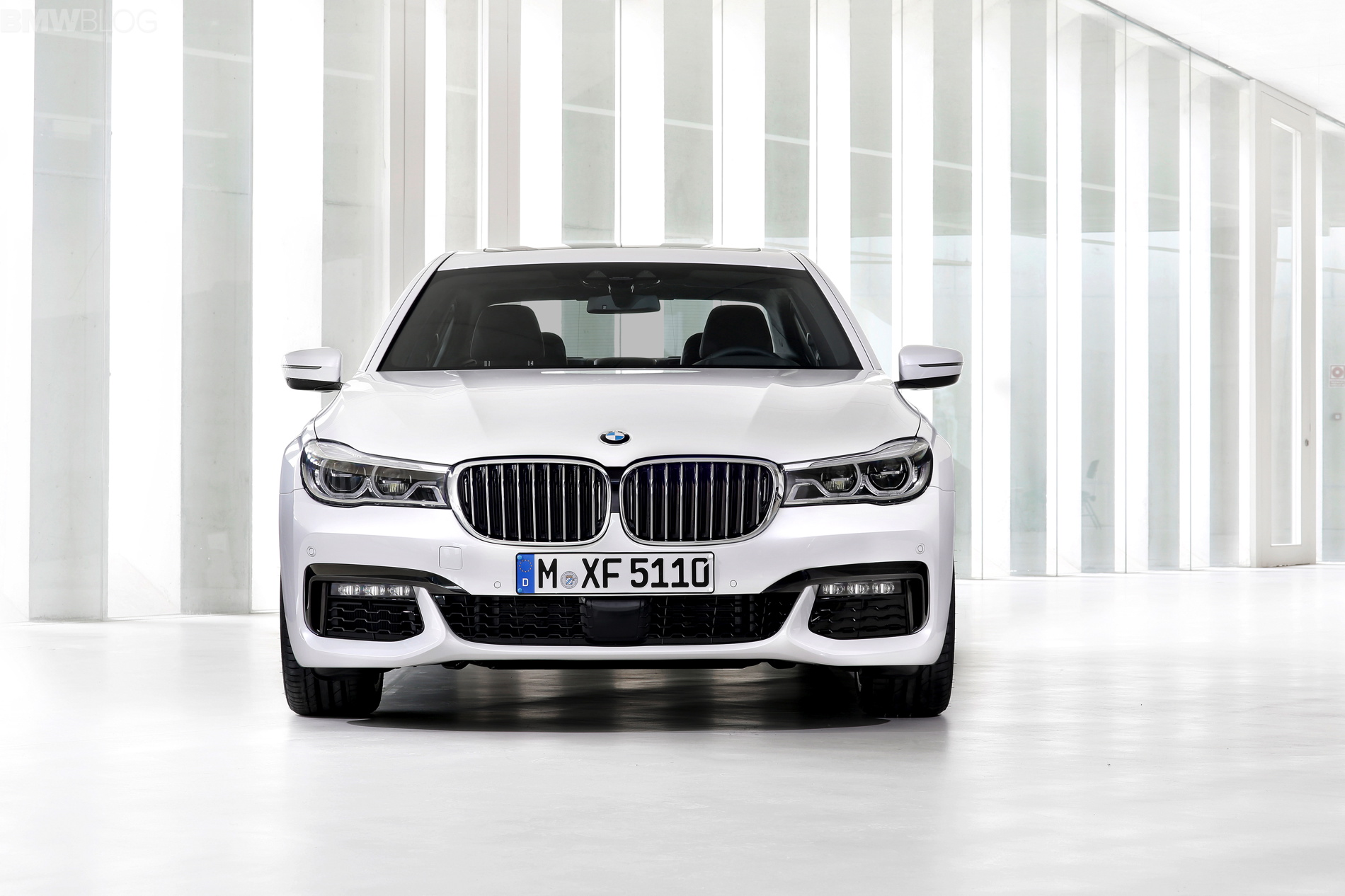 2016 Bmw 7 Series With M Sport Package