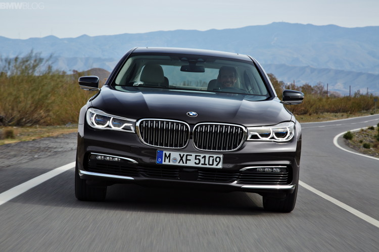 2016 BMW 7 Series: Exterior and Interior Design