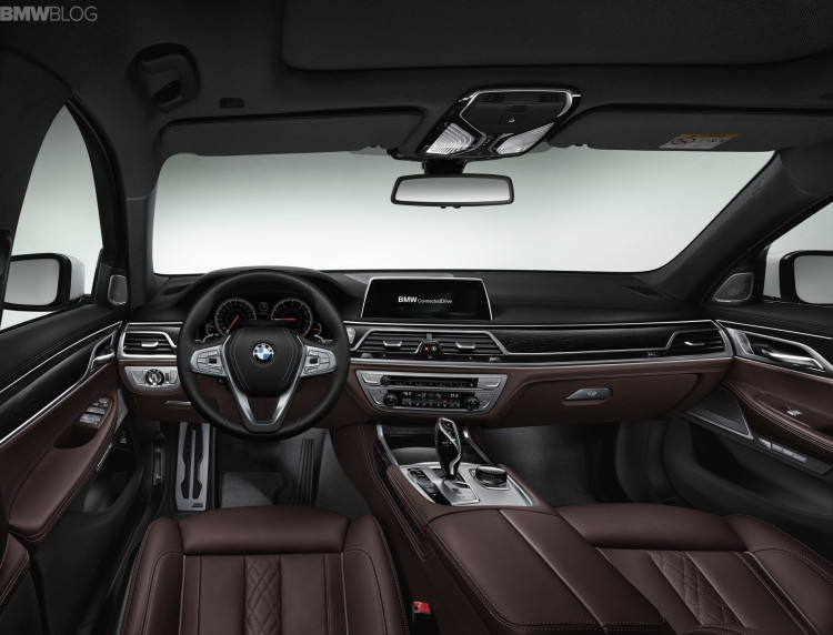 2016 bmw 7 series exterior and interior design. Black Bedroom Furniture Sets. Home Design Ideas