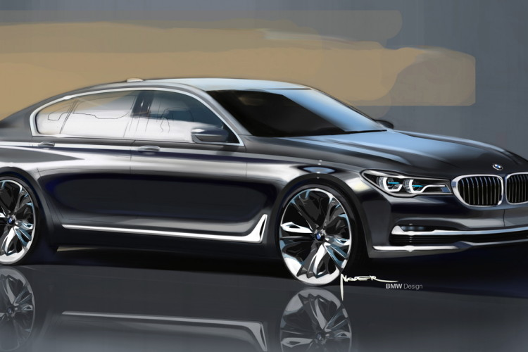 2016 bmw 7 series sketches images 1900x1200 06 750x500