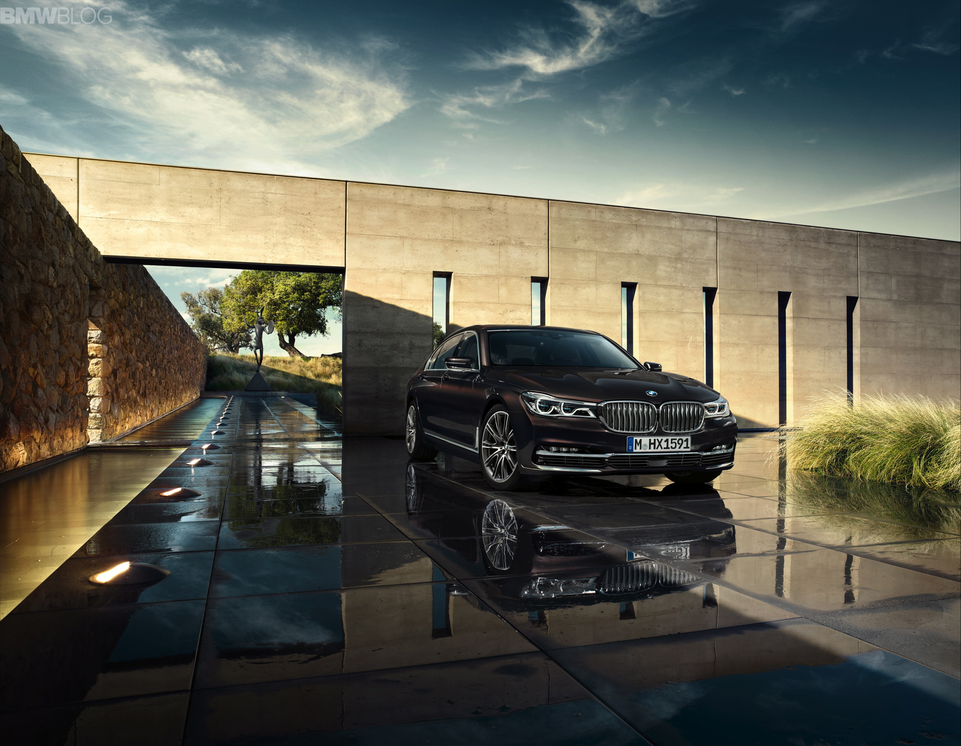 2016 bmw 7 series wallpapers images 1900x1200 16
