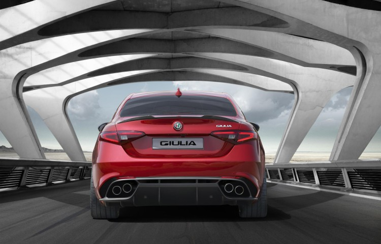 Alfa Romeo Giulia image 2 750x480