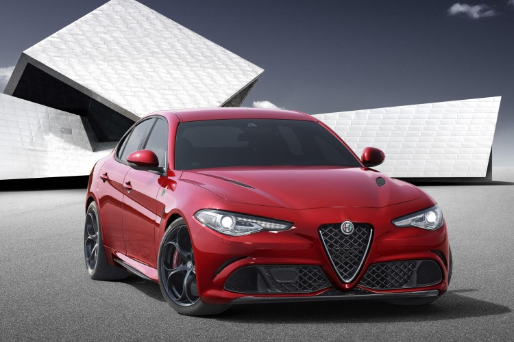Alfa Romeo Giulia image 750x500