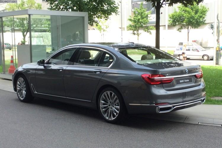 BMW 7er 2015 Live Fotos G11 G12 BMW Welt 04 750x500